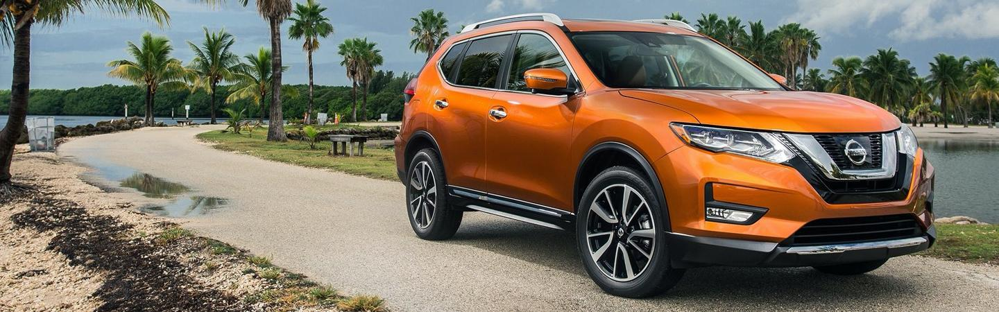 Picture of the 2020 Nissan Rogue Sport