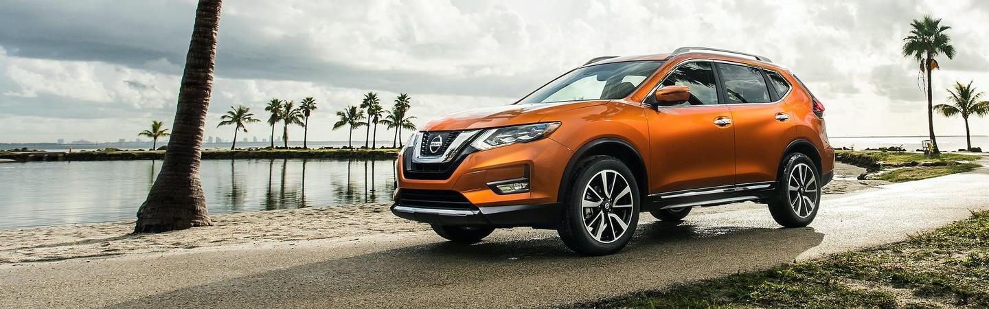 Exterior image of the 2020 Nissan Rogue Sport