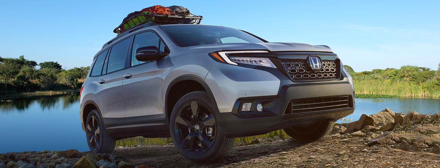 The 2019 Honda Passport is available at our Honda dealership in Gainesville, FL.