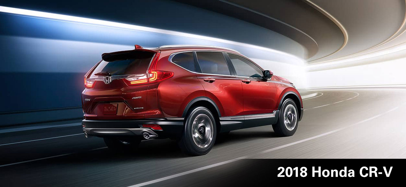 The 2018 Honda CR-V is available at South Honda in Miami, FL
