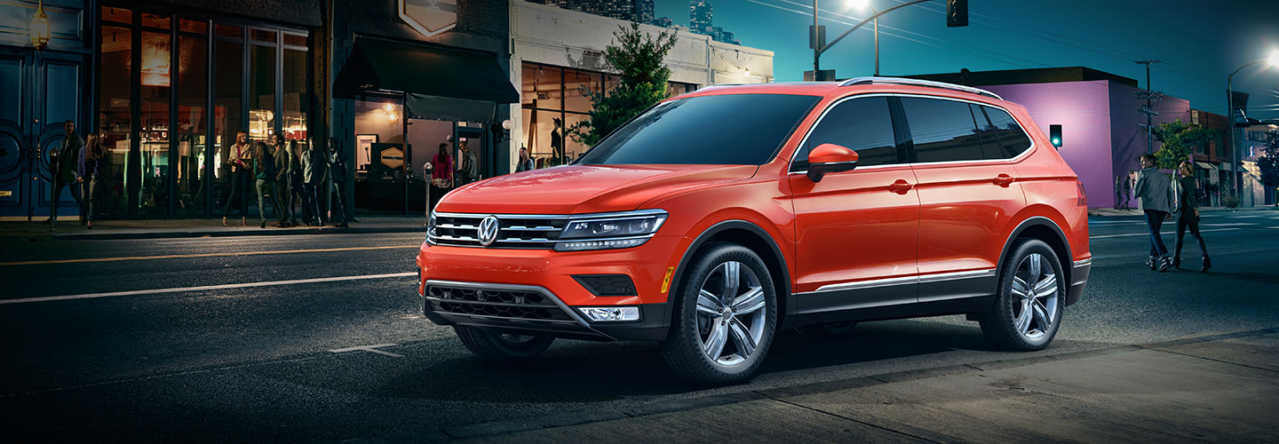The 2018 Volkswagen Tiguan is available at South Motors Volkswagen in Miami, FL