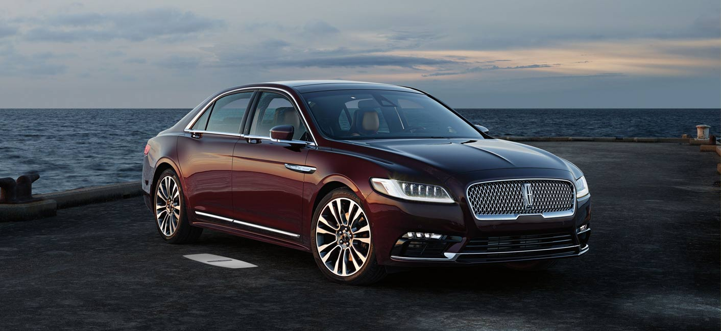 The 2019 Lincoln Continental is available at our Lincoln dealership in Wilkes-Barre, PA