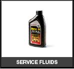 Toyota service fluids