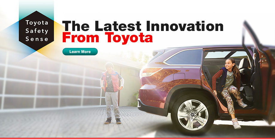 The Latest Innovation From Toyota