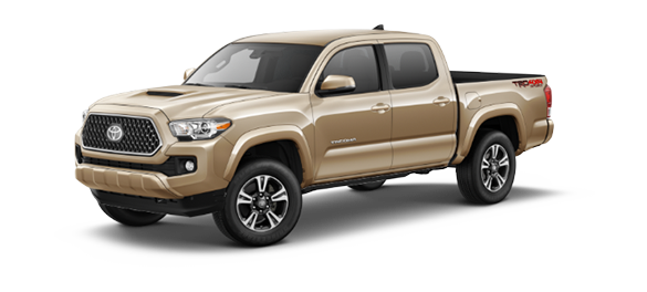TRD Pro Double Cab