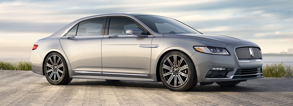 The 2019 Lincoln Continental is available at our Lincoln dealership in Scranton, PA.