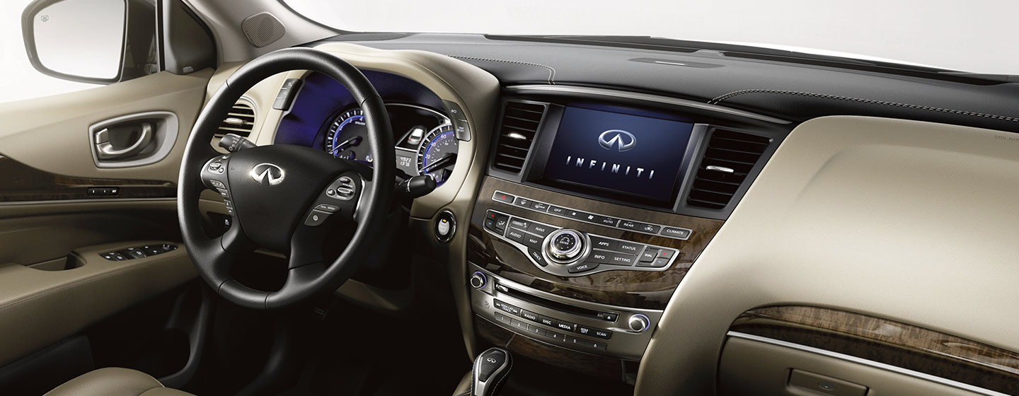 2019 INIFINITI QX60 LUXURY
