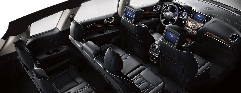 2019 INIFINITI QX60 LUXURY SUV