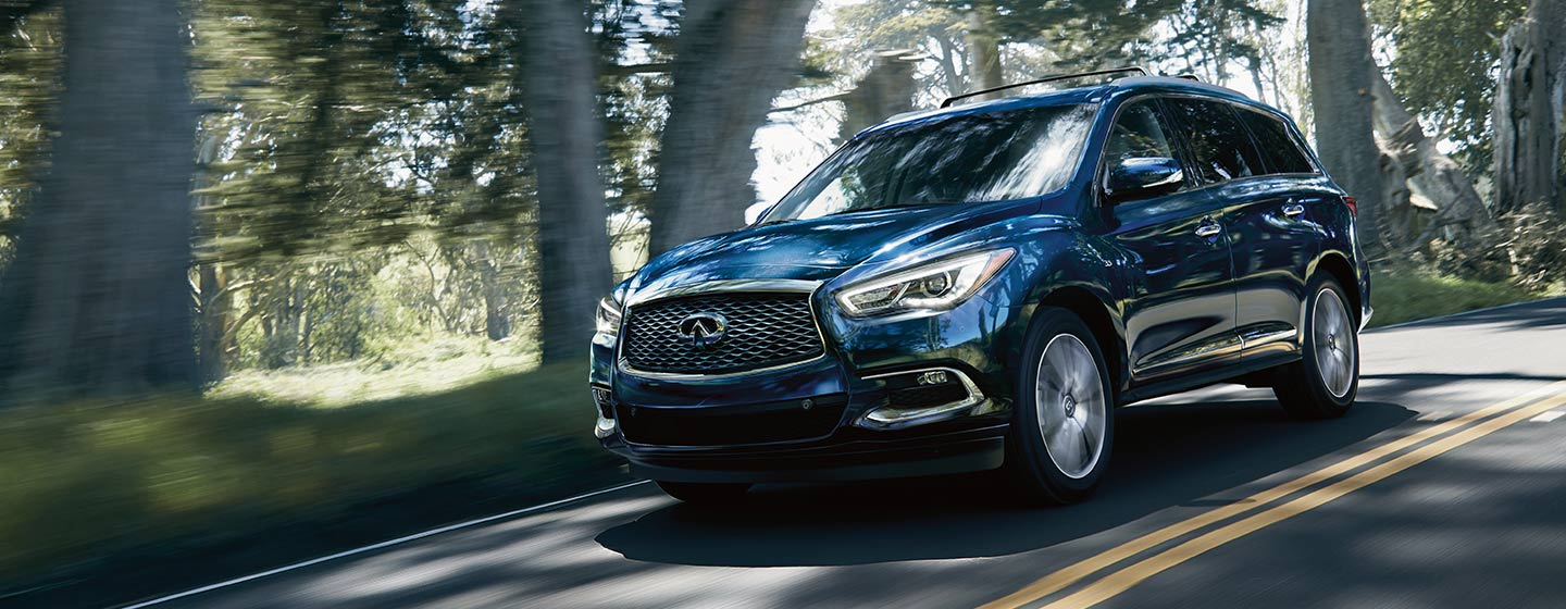 2019 INIFINITI QX60 LUXURY SUV CROSSOVER