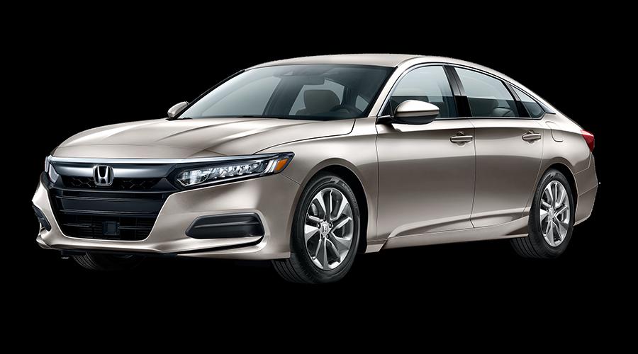 2018 Honda Accord Sedan LX FWD CVT