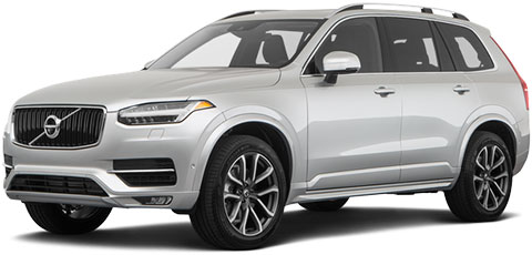 Volvo XC90 T5 Momentum at Crown Volvo in Clearwater, FL