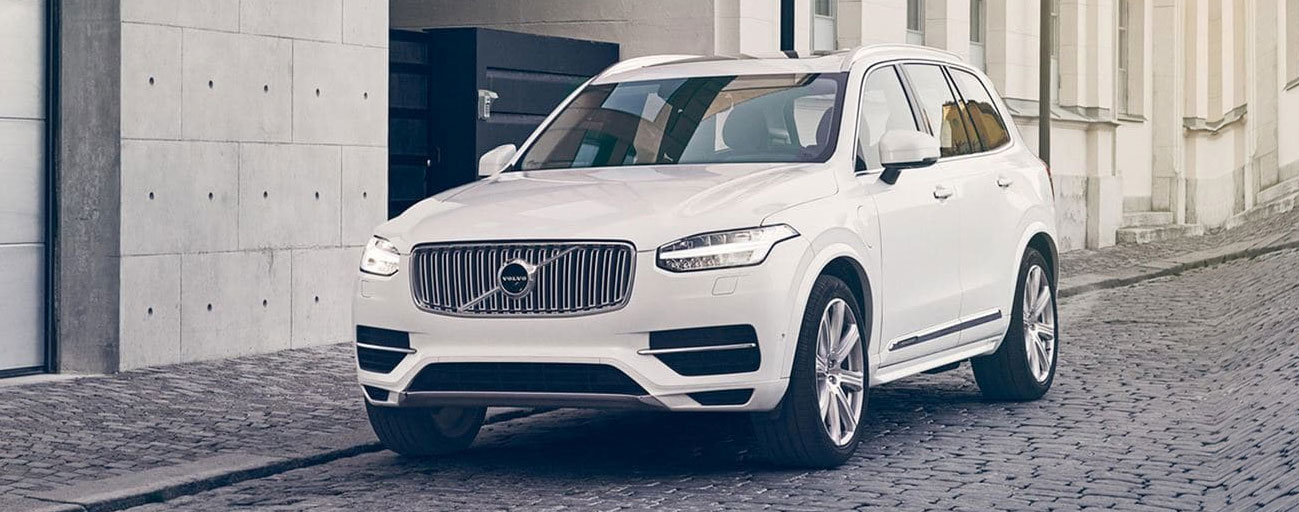 2019 Volvo XC90 - available at our Volvo dealership near Tampa, FL.