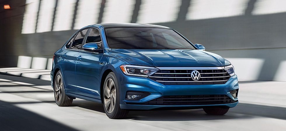 The 2019 Volkswagen Jetta is available at our Volkswagen dealership in Gainesville, FL.