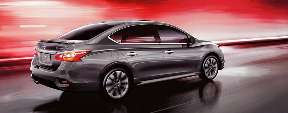 Exterior of the 2019 Nissan Sentra - available at our Nissan dealership in Flagstaff.