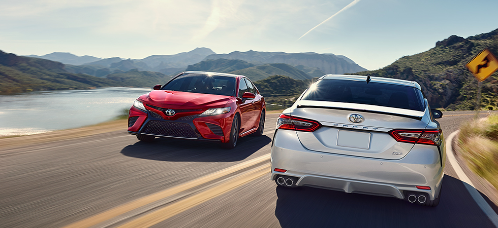 Explore the 2019 Toyota Camry technology features at World Toyota in Atlanta, GA.