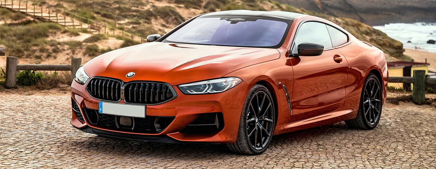 Alternate image of the BMW 8 Series