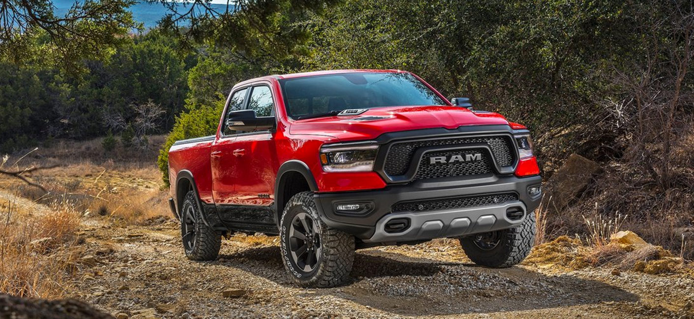 The 2019 RAM 1500 is available at our RAM dealership in Chattanooga, TN.
