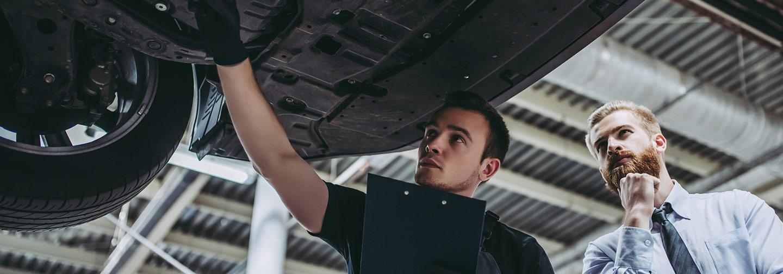 Service Center Amenities | Lupient Nissan in Rochester, MN