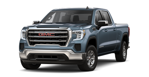 2020 GMC Sierra 1500 SLE Crew Cab Short Box