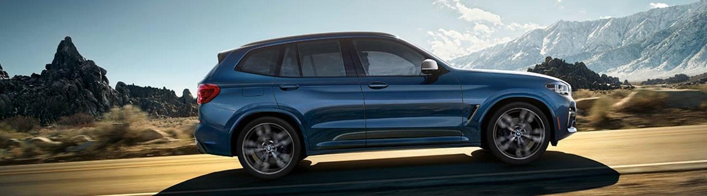 2020 BMW X3 vehicles available at BMW of Sarasota.