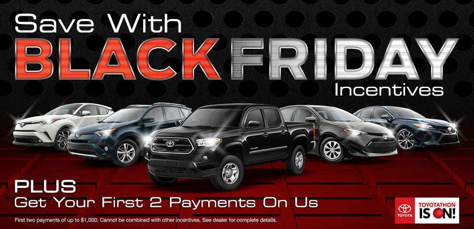 Toyotathon Black Friday Toyota Of Tampa Bay Florida