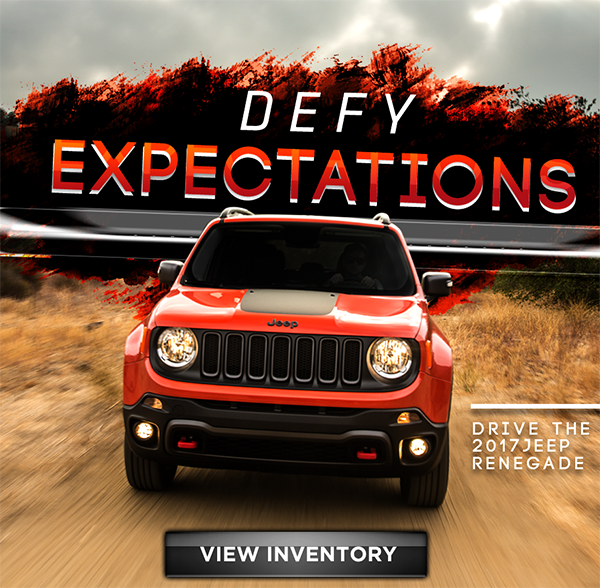 2017 Jeep Renegade for sale, Southern Chrysler Jeep Greenbrier Chesapeake Virginia Beach and Suffolk