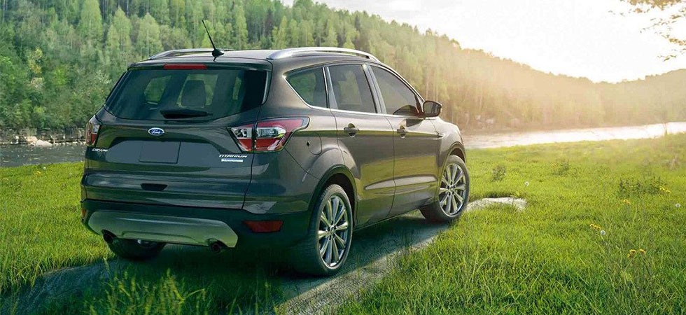 The 2018 Ford Escape is available at Al Packer's White Marsh Ford near Baltimore, MD