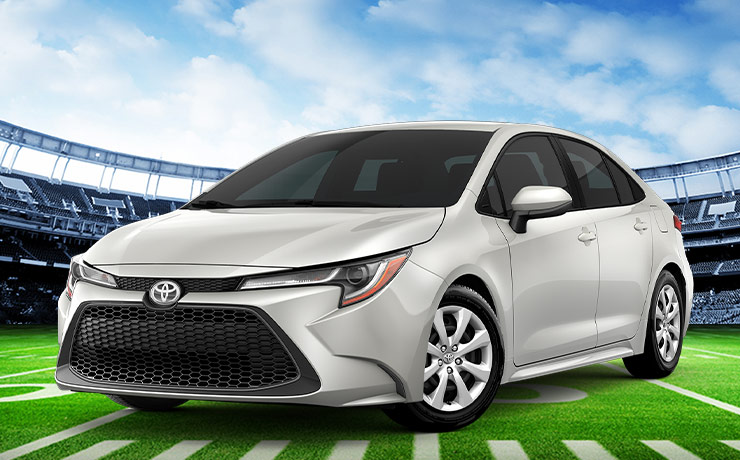 Clearance Event | 2020 Toyota Corolla