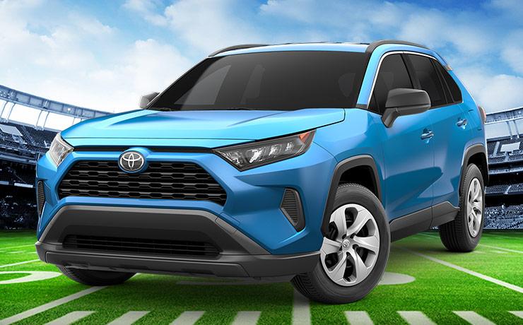 Clearance Event | 2019 Toyota RAV4