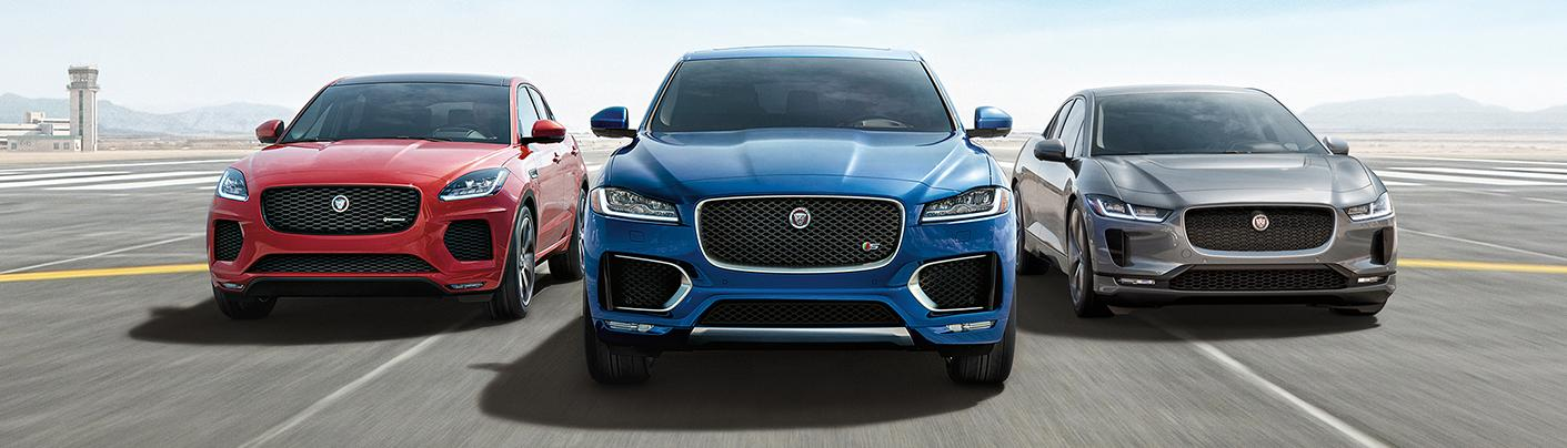 Jaguar October Specials