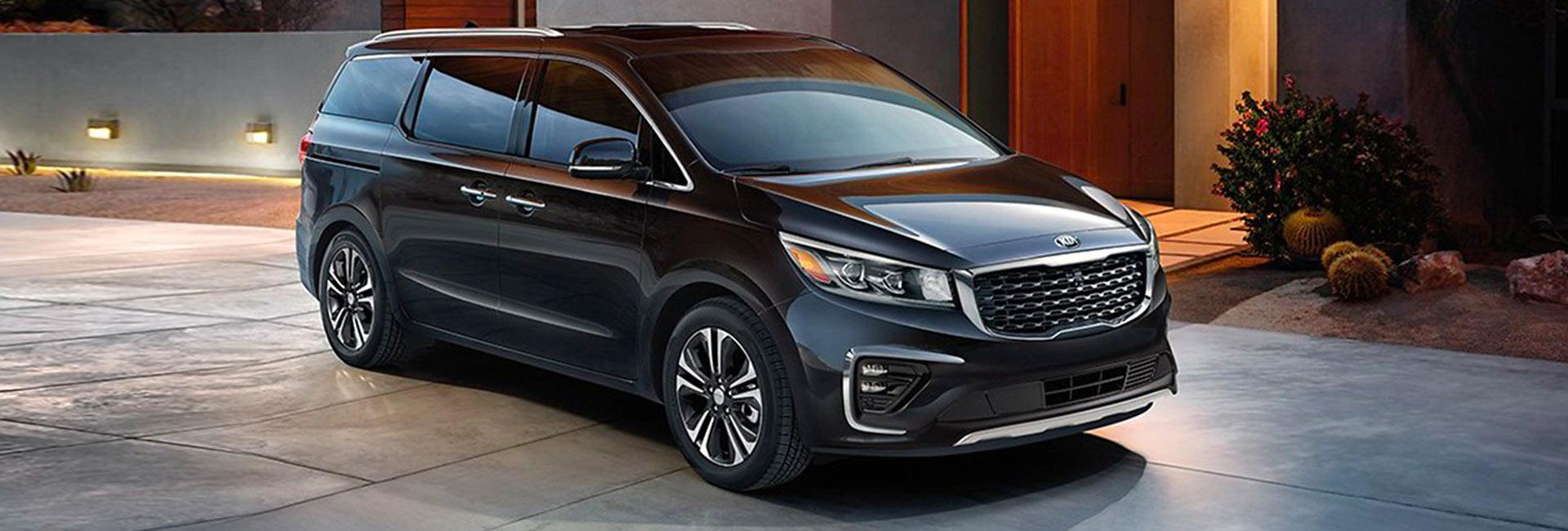 Picture of the new 2020 Kia Sedona in Cleveland