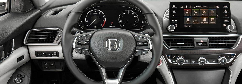 2019 Honda Accord Specs Features Crown Honda