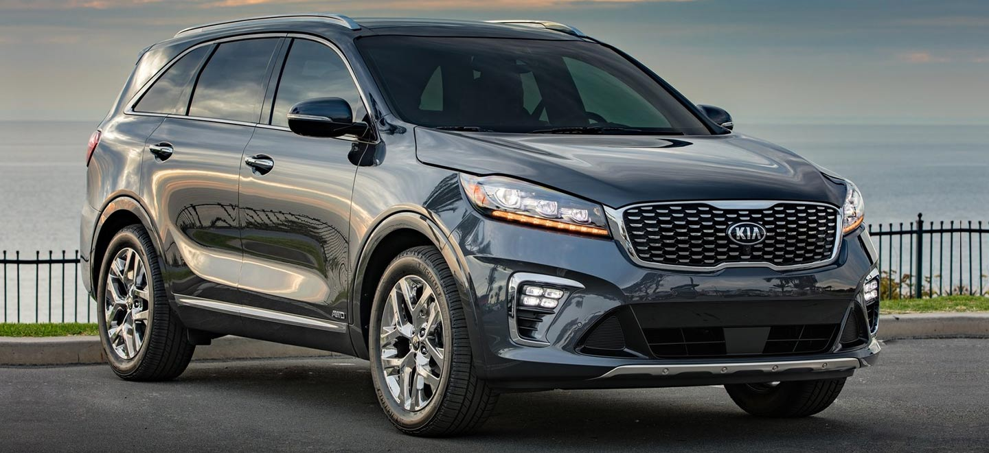 The 2019 Kia Sorento is available at our Kia dealership near Columbus, OH
