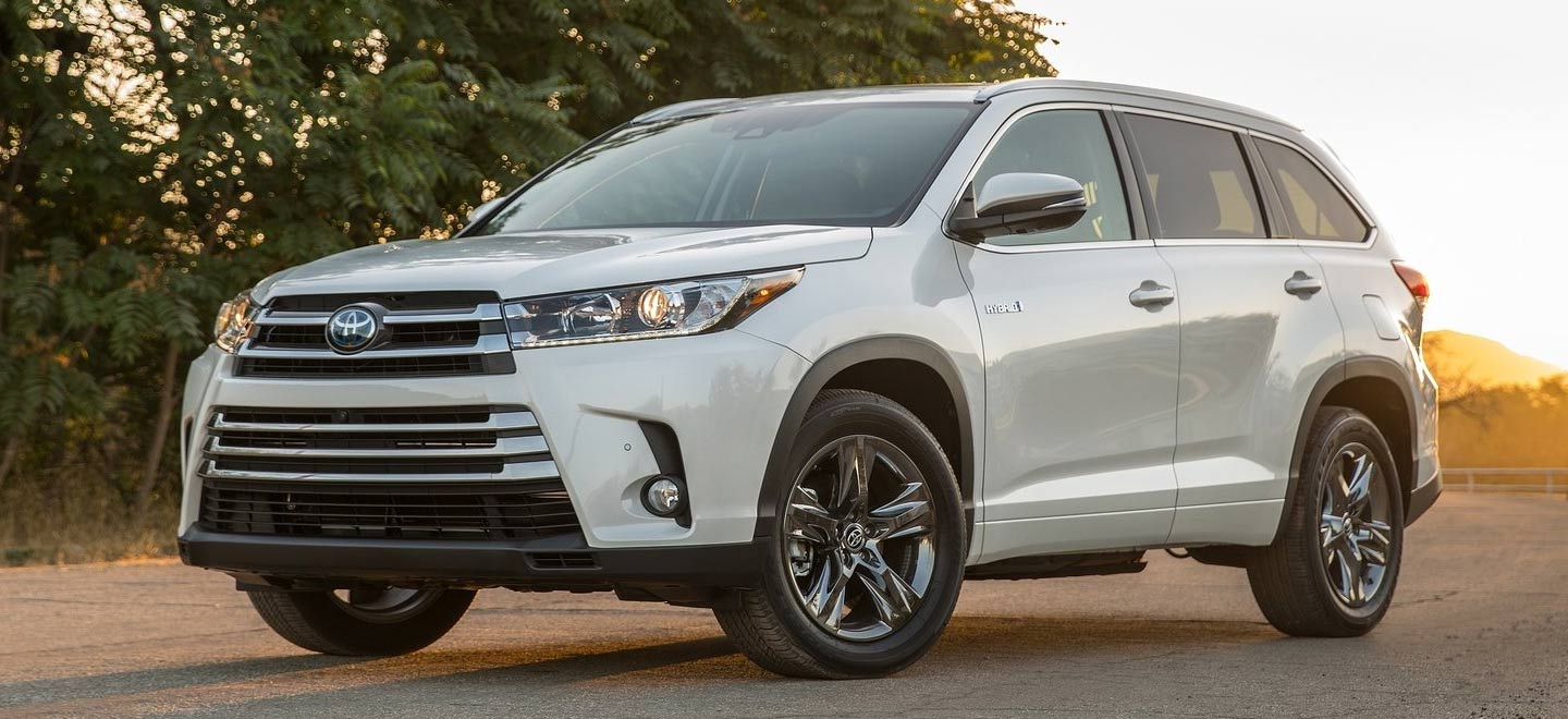 Picture of 2019 Toyota highlander for sale in Tampa Florida.