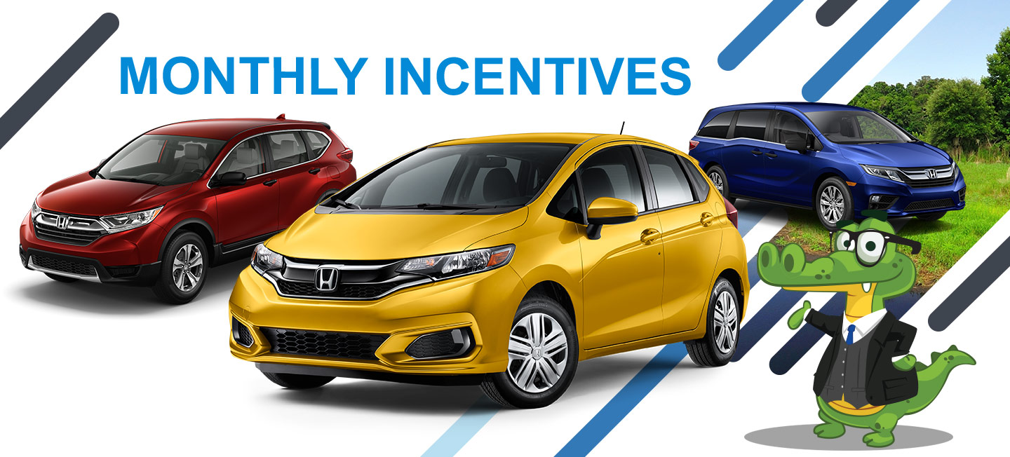 Honda Of Gainesville >> Monthly Honda Specials In Gainesville Honda Of Gainesville