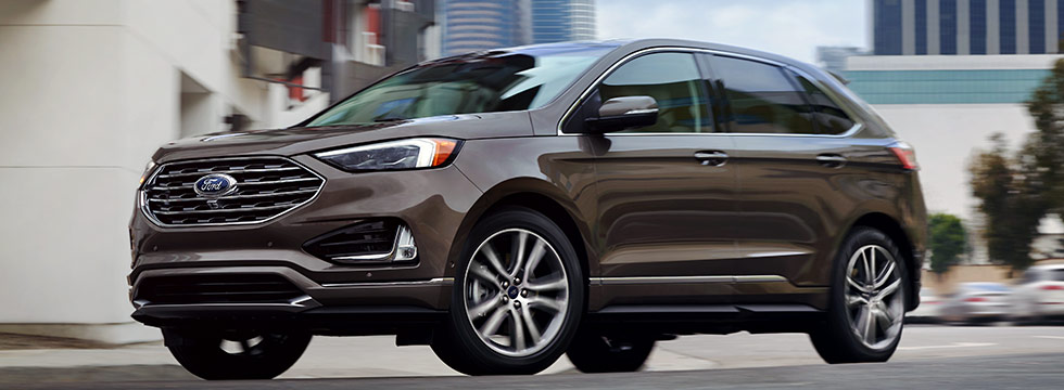 The  Ford Edge Is Available At Our Ford Dealership In Columbus Ga