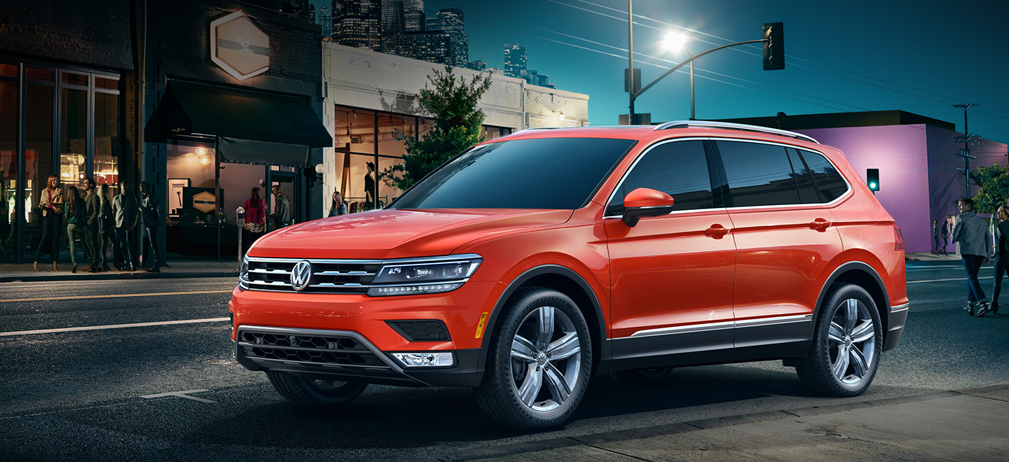 The 2019 Volkswagen Tiguan is available at our Volkswagen dealership in Gainesville, FL