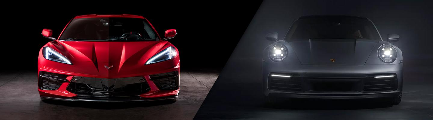 2020 Chevy Corvette available at Spitzer Chevy Amherst