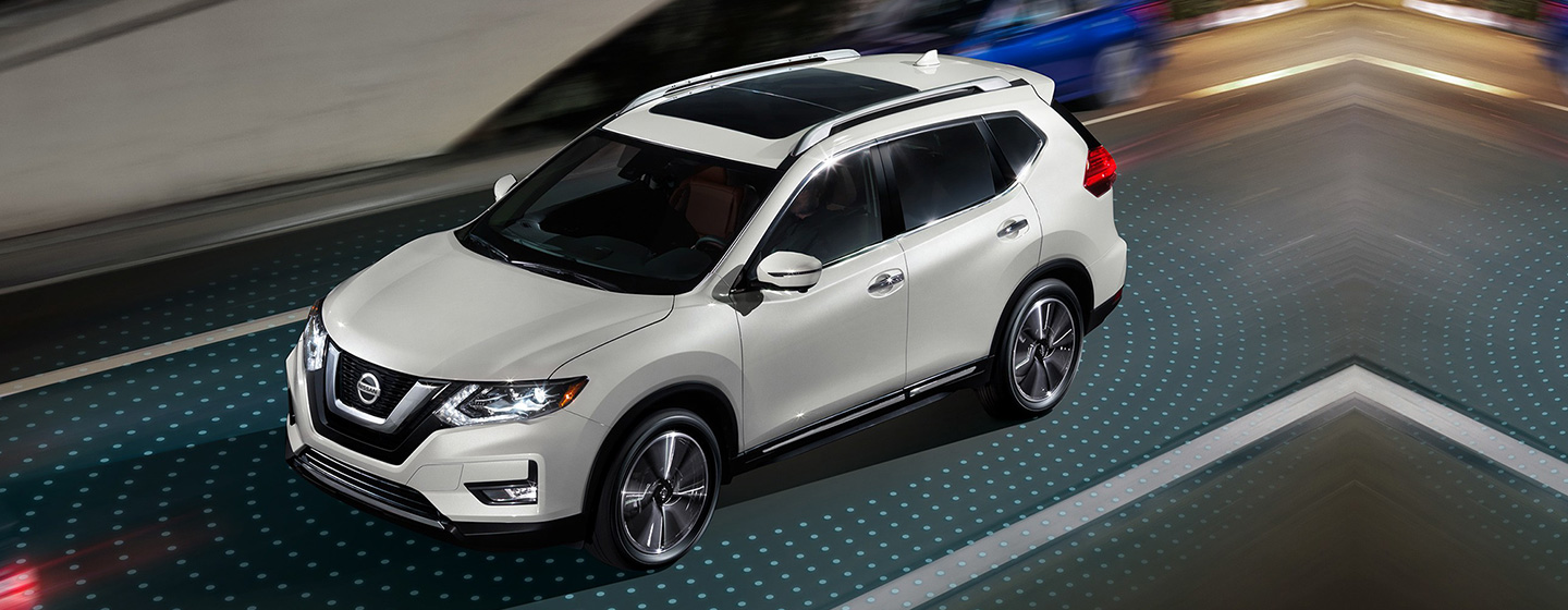 Technology features in the 2019 Nissan Rogue at Flagstaff Nissan