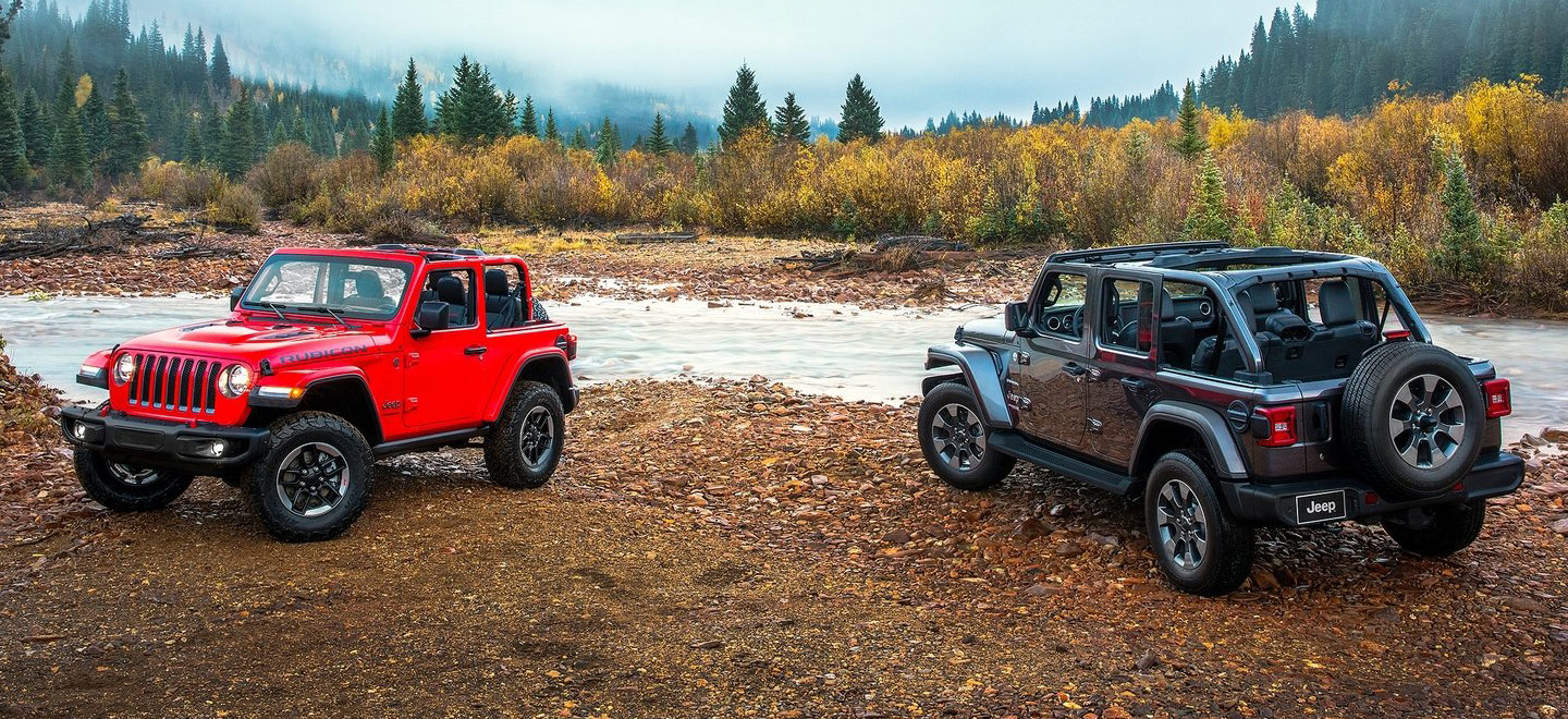 The 2018 Jeep Wrangler is available at our Jeep dealership near Columbus, OH