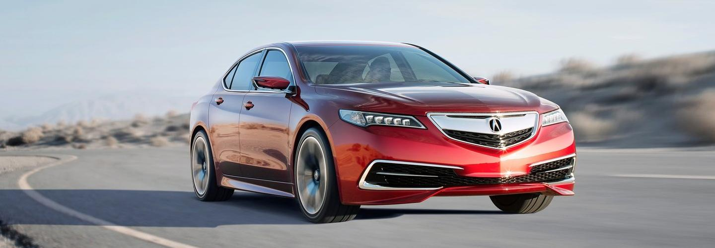 Picture of a used Acura for sale at Spitzer Acura McMurray PA
