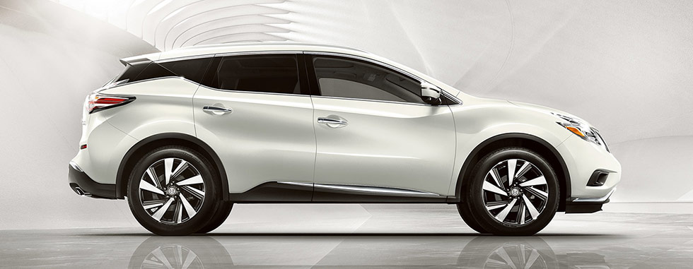 2018 Nissan Murano Side View Alternate