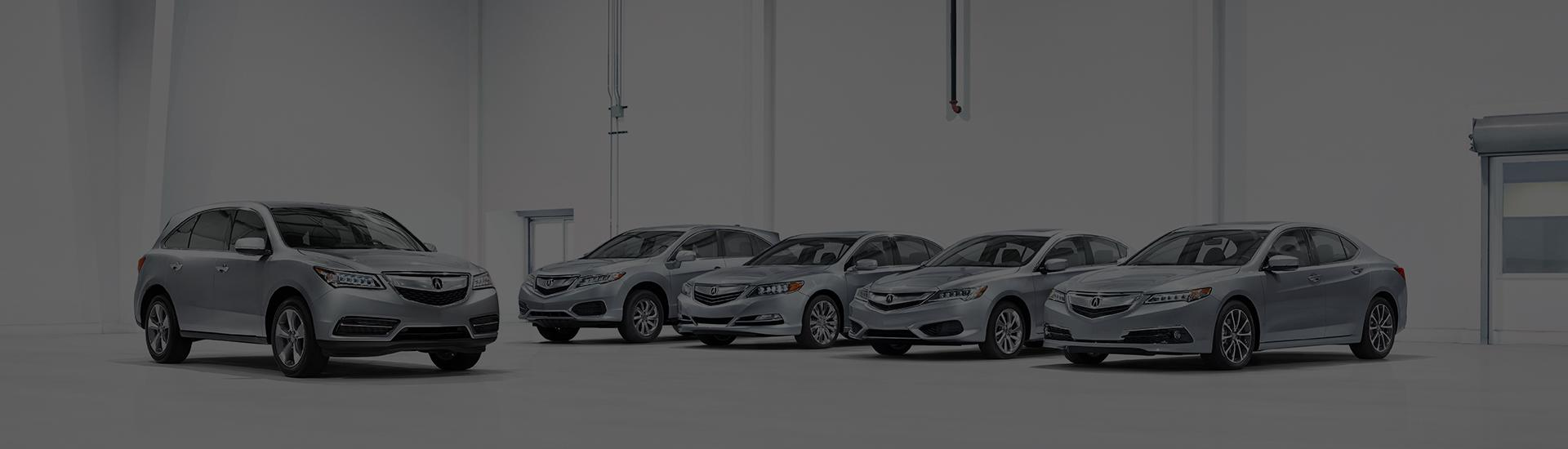 Used Acura vehicle for sale at Spitzer Acura in McMurray PA.