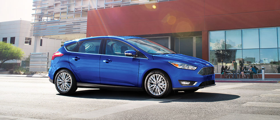 The 2018 Ford Focus is available at Al Packer's White Marsh Ford near Baltimore, MD