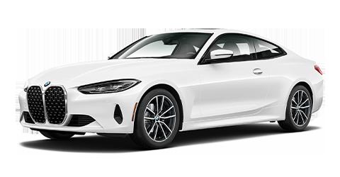 White 2021 BMW 4 Series 430i Coupe