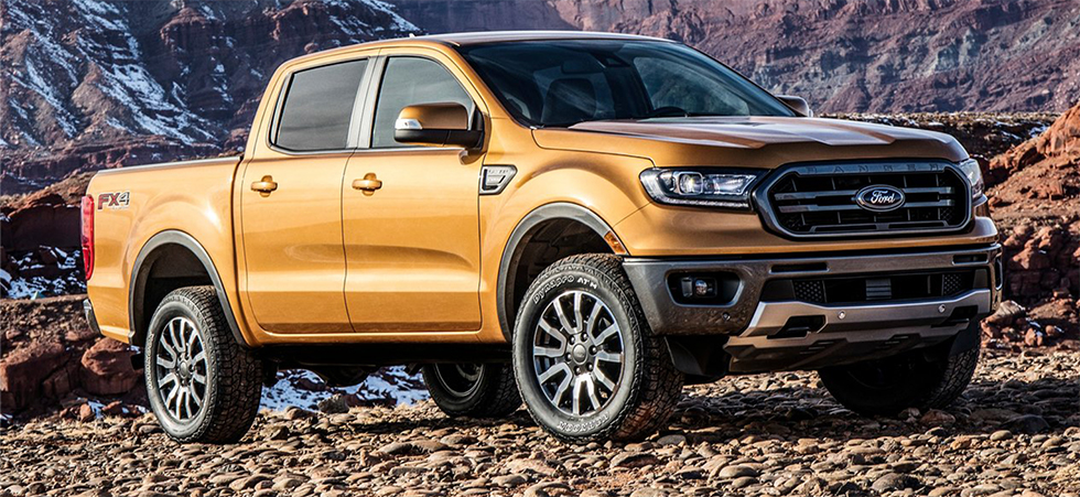 The 2019 Ford Ranger is available at our Ford dealership in Baltimore, MD.