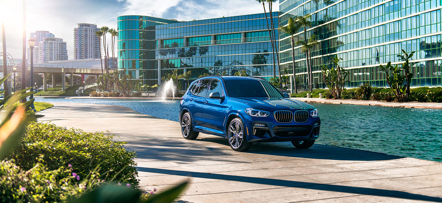 The 2018 BMW X3 and 2018 BMW X5 is available at our Vista BMW dealership in Fort Lauderdale, FL