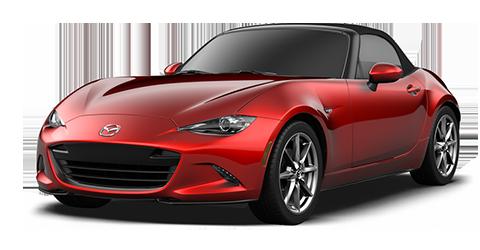 Mazda MX-5 Miata Grand Touring (AT)