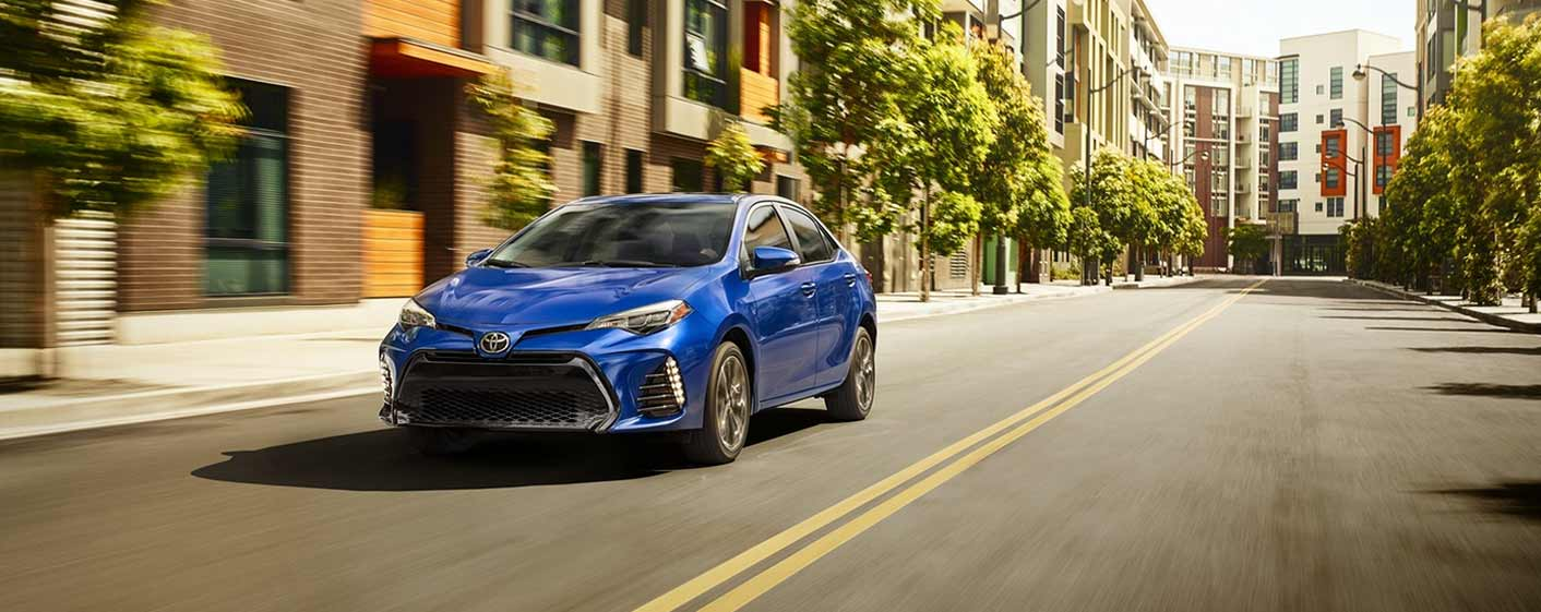 The 2019 Toyota Corolla is available at our Toyota dealership in Rock Hill, SC.