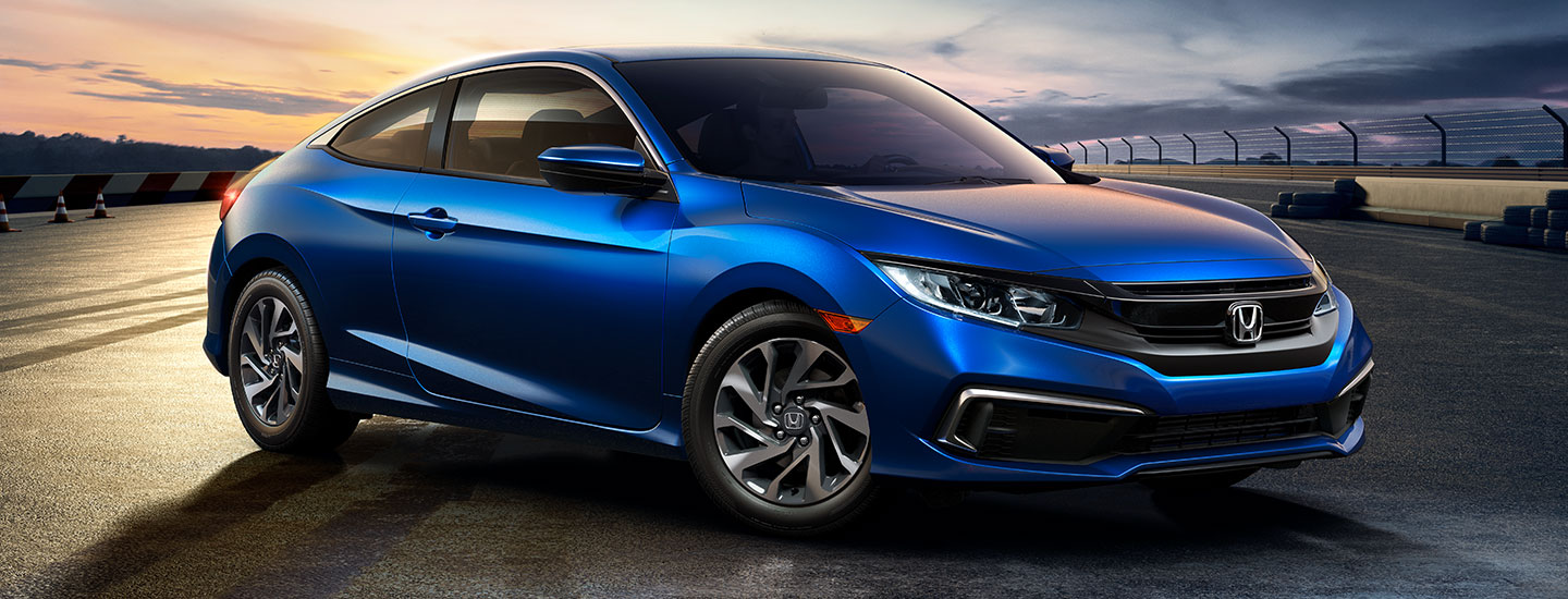 The 2019 Honda Civic available at our Honda Dealership serving Gainesville, FL drivers.